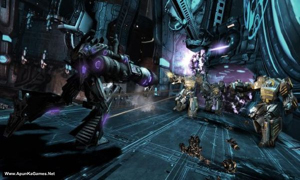 Transformers: War for Cybertron Screenshot 1, Full Version, PC Game, Download Free