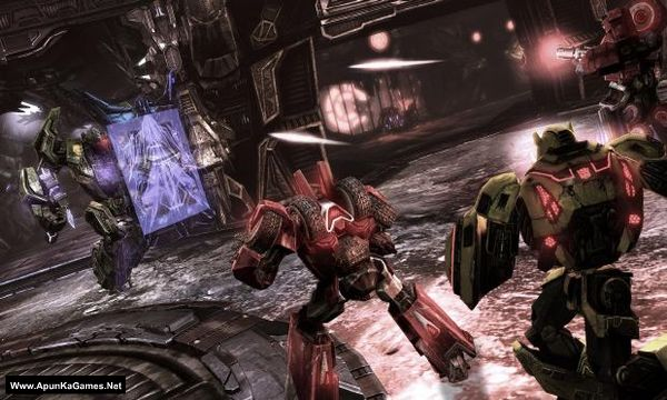Transformers: War for Cybertron Screenshot 2, Full Version, PC Game, Download Free