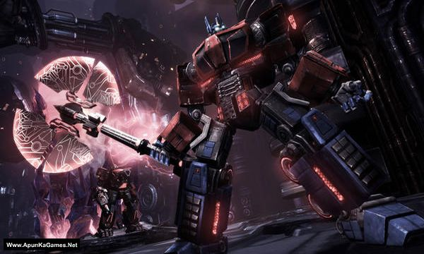 Transformers: War for Cybertron Screenshot 3, Full Version, PC Game, Download Free