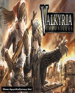 Valkyria Chronicles Cover, Poster, Full Version, PC Game, Download Free
