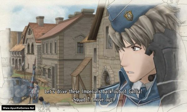 Valkyria Chronicles Screenshot 1, Full Version, PC Game, Download Free