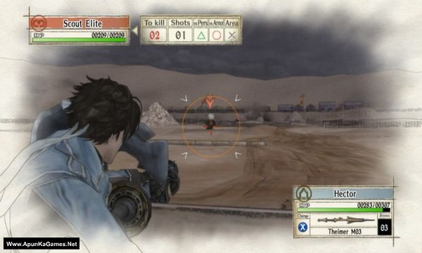 Valkyria Chronicles Screenshot 2, Full Version, PC Game, Download Free