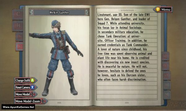 Valkyria Chronicles Screenshot 3, Full Version, PC Game, Download Free