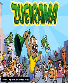 Zueirama Cover, Poster, Full Version, PC Game, Download Free