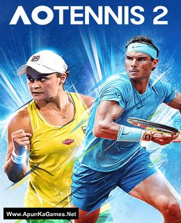 AO Tennis 2 Cover, Poster, Full Version, PC Game, Download Free