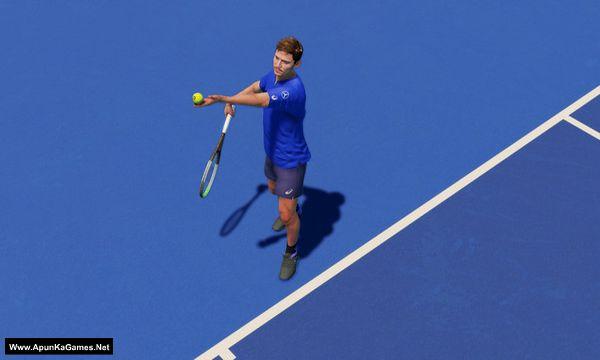 AO Tennis 2 Screenshot 1, Full Version, PC Game, Download Free