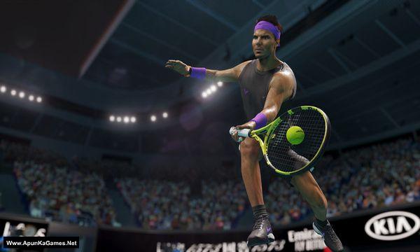AO Tennis 2 Screenshot 3, Full Version, PC Game, Download Free