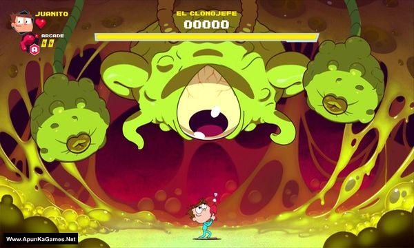 Arcade Mayhem Juanito Screenshot 3, Full Version, PC Game, Download Free
