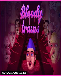 Bloody trains Cover, Poster, Full Version, PC Game, Download Free