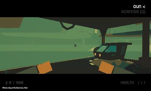 Blue Drifter Screenshot 1, Full Version, PC Game, Download Free