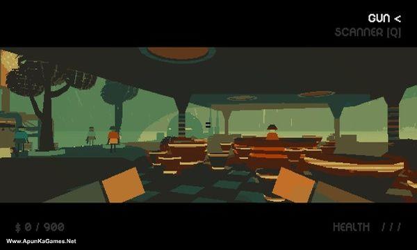 Blue Drifter Screenshot 2, Full Version, PC Game, Download Free