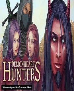 Demonheart: Hunters Cover, Poster, Full Version, PC Game, Download Free