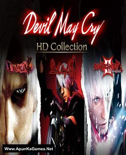 Devil May Cry HD Collection Cover, Poster, Full Version, PC Game, Download Free