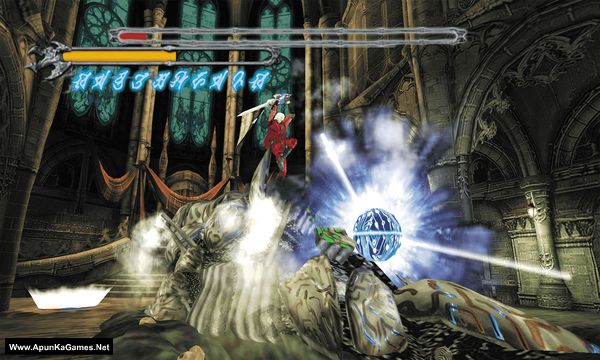 Devil May Cry HD Collection Screenshot 2, Full Version, PC Game, Download Free