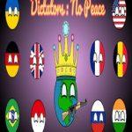 Dictators:No Peace Countryballs