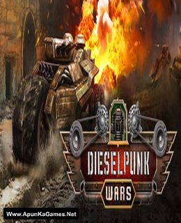 Dieselpunk Wars Cover, Poster, Full Version, PC Game, Download Free