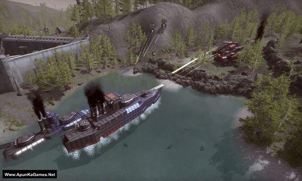 Dieselpunk Wars Screenshot 1, Full Version, PC Game, Download Free