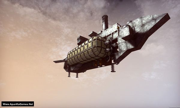 Dieselpunk Wars Screenshot 2, Full Version, PC Game, Download Free