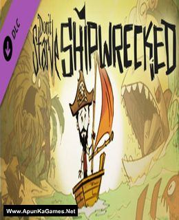 Don't Starve: Shipwrecked Cover, Poster, Full Version, PC Game, Download Free