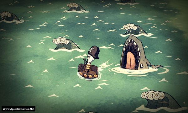 Don't Starve: Shipwrecked Screenshot 1, Full Version, PC Game, Download Free