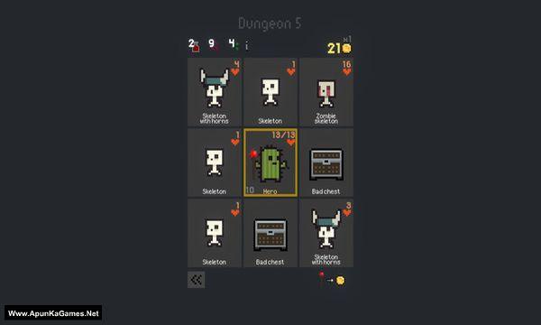 Dungeon Cards Screenshot 1, Full Version, PC Game, Download Free