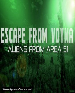 Escape from voyna aliens from area 51 Cover, Poster, Full Version, PC Game, Download Free