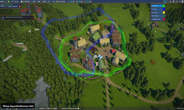 Foundation Screenshot 3, Full Version, PC Game, Download Free