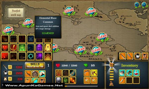 Frostford Screenshot 2, Full Version, PC Game, Download Free