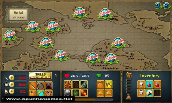 Frostford Screenshot 3, Full Version, PC Game, Download Free