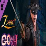 Go All Out – Zorro Character