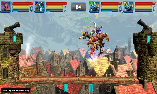 Go All Out - Zorro Character Screenshot 2, Full Version, PC Game, Download Free