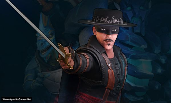 Go All Out - Zorro Character Screenshot 3, Full Version, PC Game, Download Free