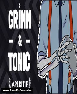 Grimm and Tonic: Aperitif Cover, Poster, Full Version, PC Game, Download Free