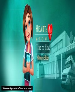 Heart's Medicine Time to Heal Platinum Edition Cover, Poster, Full Version, PC Game, Download Free
