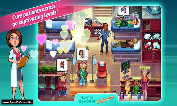 Heart's Medicine Time to Heal Platinum Edition Screenshot 1, Full Version, PC Game, Download Free