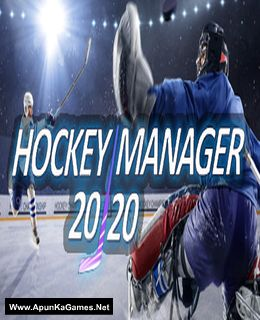 Hockey Manager 20|20 Cover, Poster, Full Version, PC Game, Download Free