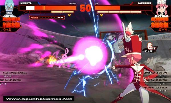 Kill la Kill: IF Screenshot 2, Full Version, PC Game, Download Free