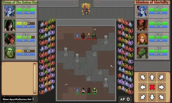 Mortal Glory Screenshot 1, Full Version, PC Game, Download Free