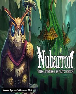 Nubarron: The adventure of an unlucky gnome Cover, Poster, Full Version, PC Game, Download Free