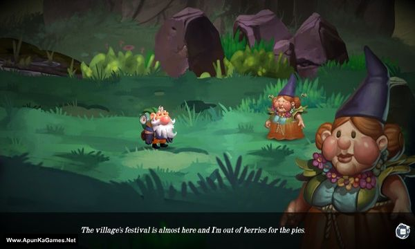 Nubarron: The adventure of an unlucky gnome Screenshot 2, Full Version, PC Game, Download Free