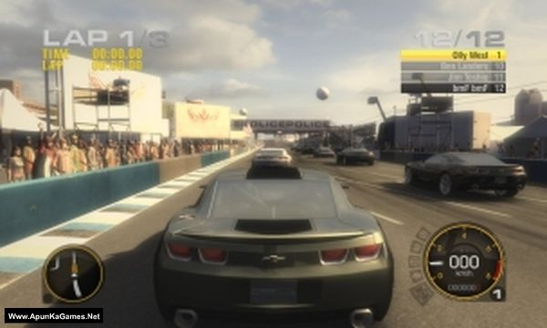 Race Driver: Grid Screenshot 1, Full Version, PC Game, Download Free