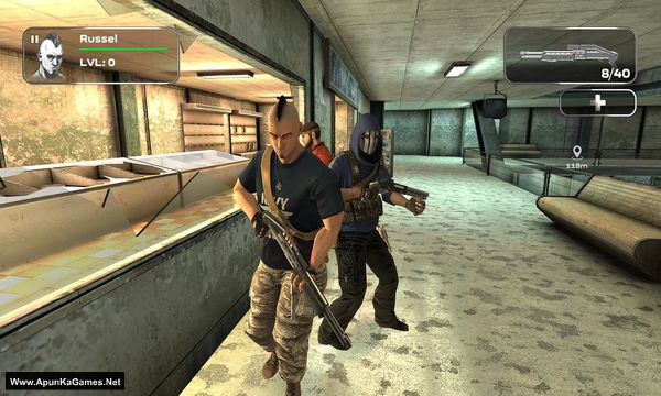 Slaughter 3: The Rebels Screenshot 2, Full Version, PC Game, Download Free