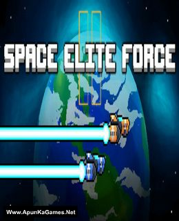 Space Elite Force II Cover, Poster, Full Version, PC Game, Download Free