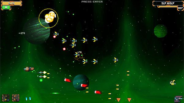 Space Elite Force II Screenshot 2, Full Version, PC Game, Download Free