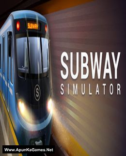 Subway Simulator Cover, Poster, Full Version, PC Game, Download Free