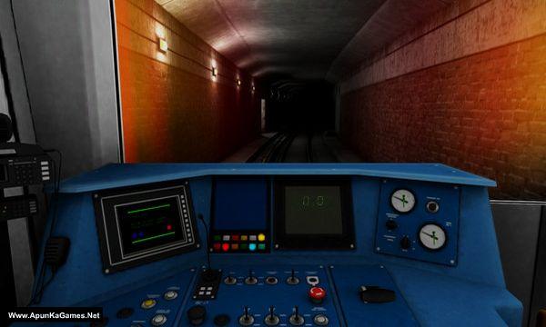 Subway Simulator Screenshot 1, Full Version, PC Game, Download Free