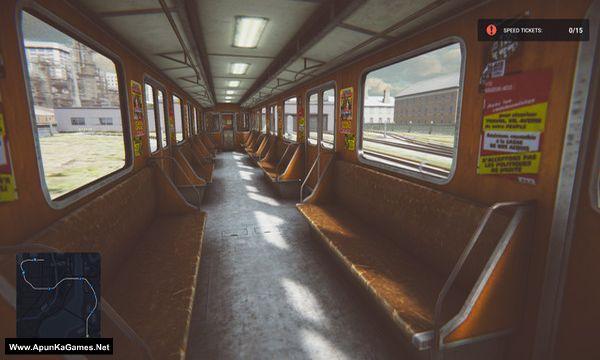 Subway Simulator Screenshot 2, Full Version, PC Game, Download Free