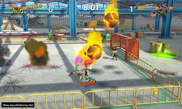 Super Kickers League Screenshot 1, Full Version, PC Game, Download Free