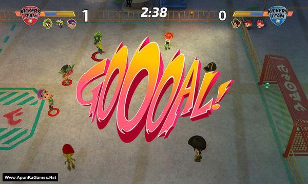 Super Kickers League Screenshot 2, Full Version, PC Game, Download Free