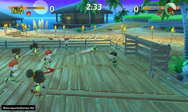 Super Kickers League Screenshot 3, Full Version, PC Game, Download Free